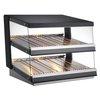 BakeMax BMHGG01 Display Case, Hot Food, Countertop