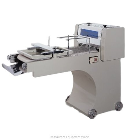 BakeMax BMMDM01 Moulder, Dough Bread (Magnified)