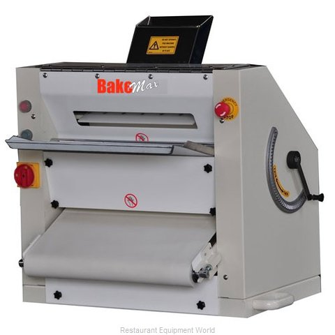BakeMax BMPS001 Dough Sheeter