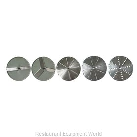 BakeMax BMSP005 Food Processor, Shredding / Grating Disc Plate