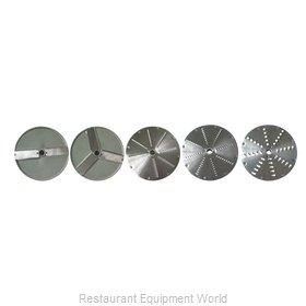 BakeMax BMSP008 Food Processor, Shredding / Grating Disc Plate
