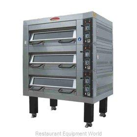 BakeMax BMTD001 Oven, Deck-Type, Electric