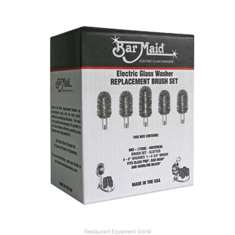 Bar Maid BRS-1720SL Replacement Brush Set