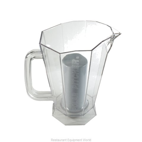 Bar Maid CR-5830CLR Pitcher Plastic