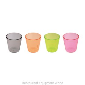 Bar Maid CR-7288AC Glassware, Plastic