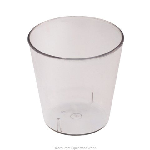 Bar Maid CR-7288CL Glass Cordial (Magnified)