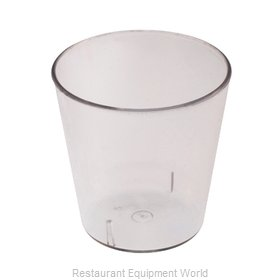 Bar Maid CR-7288CL Glassware, Plastic