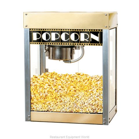 Benchmark USA 12068 Popcorn Popper (Magnified)