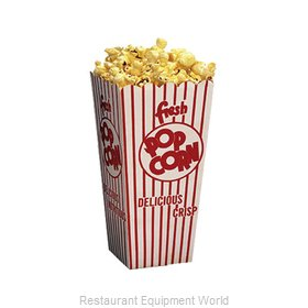 Benchmark USA 41048 Popcorn Bag/Box