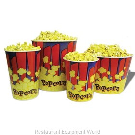 Benchmark USA 41430 Popcorn Bag Box