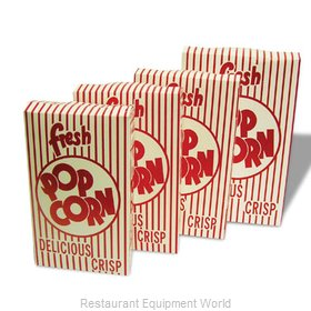 Benchmark USA 41563 Popcorn Bag/Box