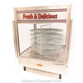 Benchmark USA 51018 Display Case, Hot Food, Countertop