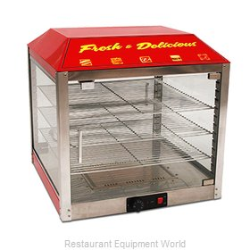 Benchmark USA 51048 Display Case, Hot Food, Countertop
