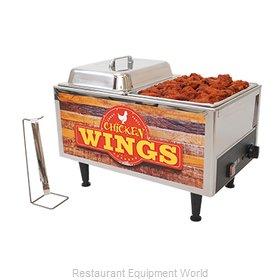 Benchmark USA 51072W Food Pan Warmer, Countertop