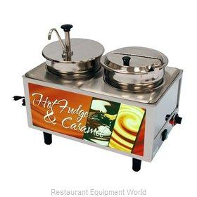 Benchmark USA 51073H Food Topping Warmer, Countertop