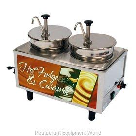 Benchmark USA 51074H Food Topping Warmer, Countertop