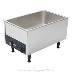 Benchmark USA 51096 Food Pan Warmer, Countertop