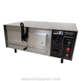 Benchmark USA 54016 Pizza Bake Oven, Countertop, Electric