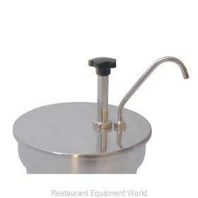 Benchmark USA 56752 Condiment Syrup Pump Only