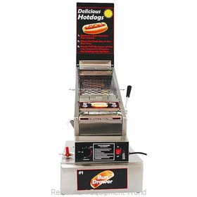 Benchmark USA 60024 Hot Dog Grill