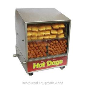 Benchmark USA 60048 Hot Dog Steamer