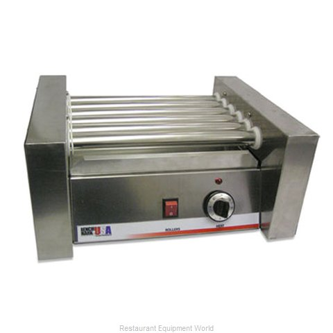 Benchmark USA 62010 Hot Dog Roller Grill