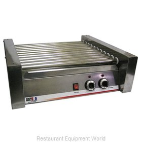 Benchmark USA 62030 Hot Dog Roller Grill
