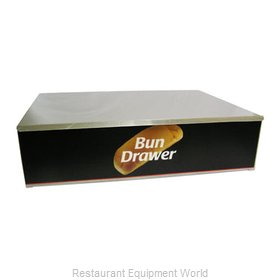 Benchmark USA 65030 Hot Dog Roller Grill Dry Bun Box