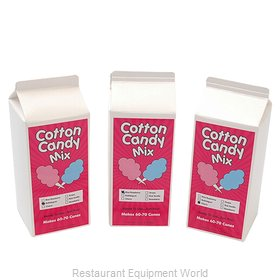 Benchmark USA 82002 Cotton Candy Supplies