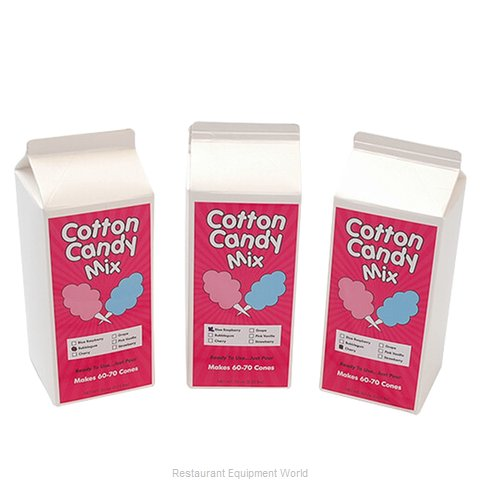 Benchmark USA 82004 Cotton Candy Supplies