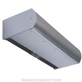 Berner International ALC08-1042W Air Curtain