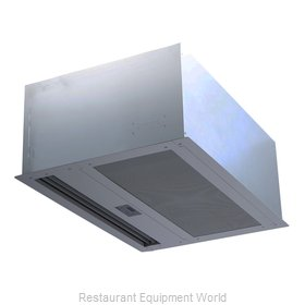 Berner International ARC16-4144E-2-3 Air Curtain