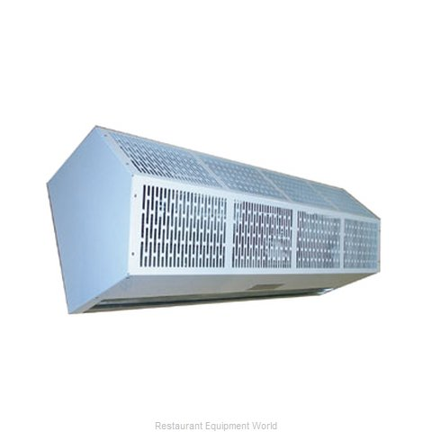 Berner International ASF1048E Electric Heat Air Door