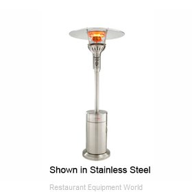 Berner International BPP-E201PMS3 Patio Heater