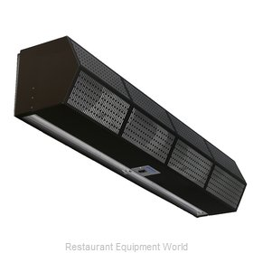 Berner International CHC10-2060A-BK Air Curtain