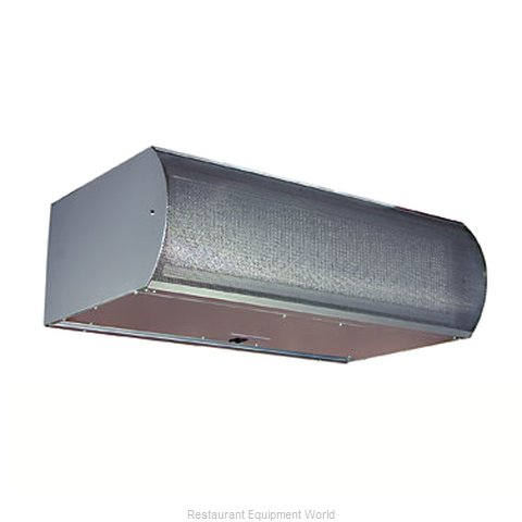 Berner International DP22048E Air Curtain Door