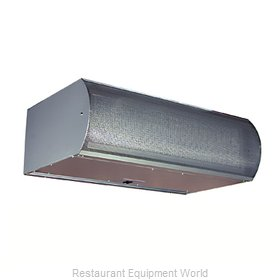 Berner International DP22084E Electric Heat Air Door