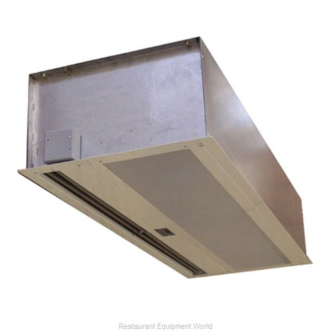Berner International FCB3108W-3 Air Curtain Door