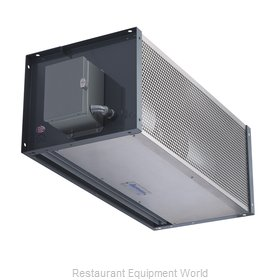Berner International IDC14-3132E Air Curtain
