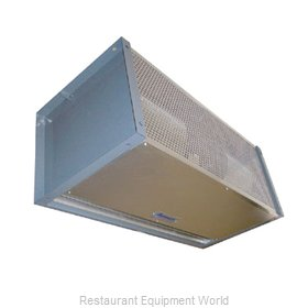 Berner International KSA2078A 1PH Air Curtain Door