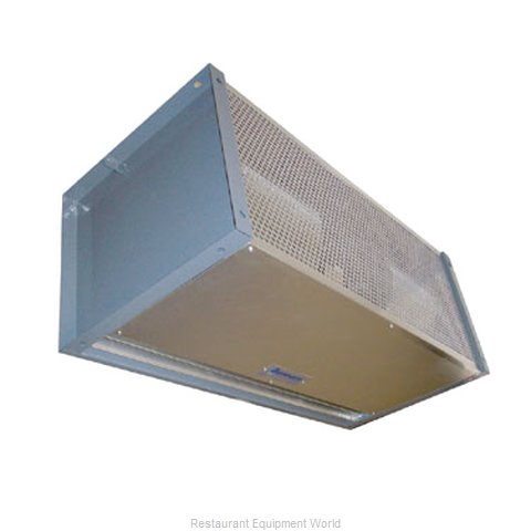 Berner International KSA4156E 3PH Air Curtain Door