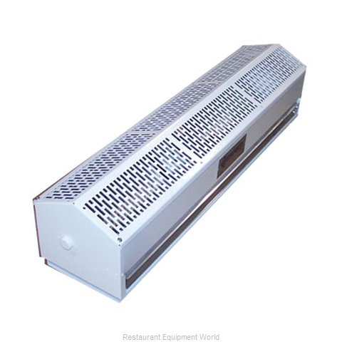 Berner International KZN1030A Air Curtain Door