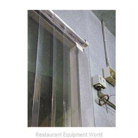 Berner International RSL084-06-ST-6 Strip Curtain Parts