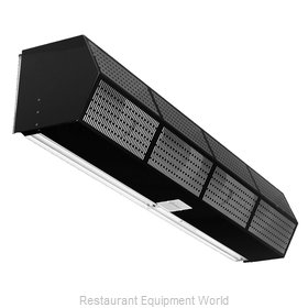 Berner International SHC07-2060A-BK Air Curtain