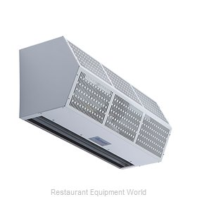 Berner International SHC07-2084A Air Curtain