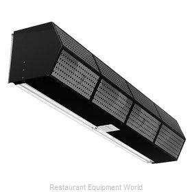 Berner International SHD07-2072A-BK Air Curtain