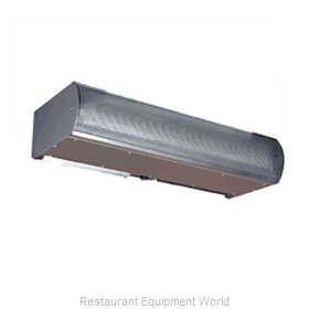 Berner International ZPR1060S Air Curtain Door