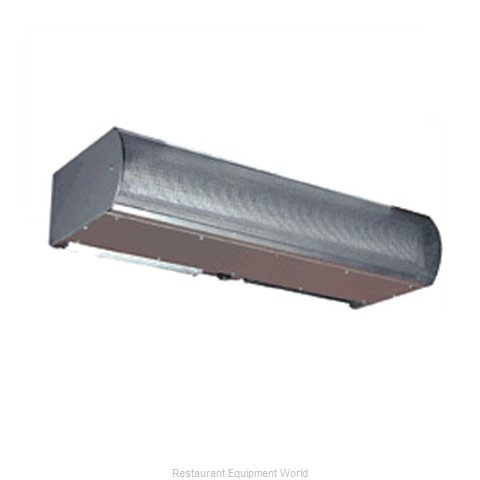 Berner International ZPR1072E Electric Heat Air Door