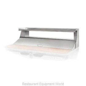 Beverage Air 00C23-074A-08 Overshelf, Table-Mounted