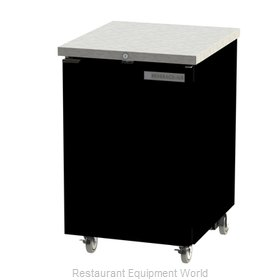 Beverage Air BB24HC-1-B Back Bar Cabinet, Refrigerated